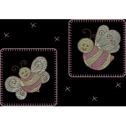 Moldura Borboletas 03