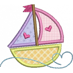 Barco de Coração