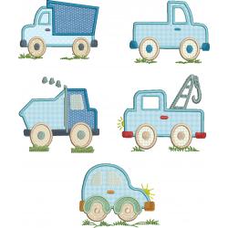Pacote Carrinhos