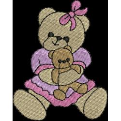 Ursa com ursinho
