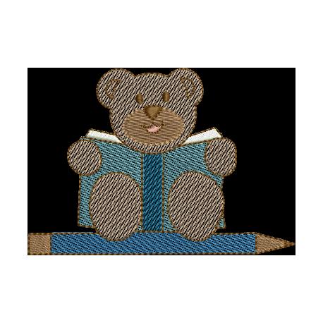 Ursinho escolar 02