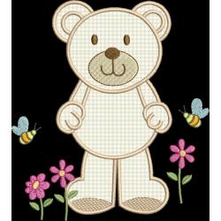 Urso aplique 03