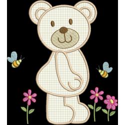 Urso aplique 04