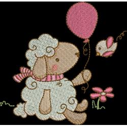 Ovelha com Balão