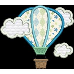 Balão com Nuvém