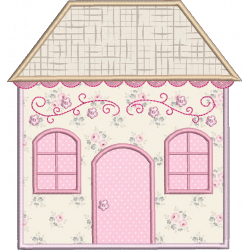 Tilda Toy Casa